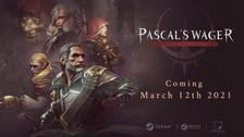 Pascal's Wager: Definitive Edition lands on Steam March 12th!