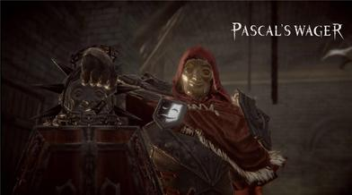 Giant Games Announces Pascal's Wager Exclusive to Apple Devices This Winter