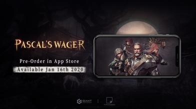 Pre-Order Now on the Apple App Store