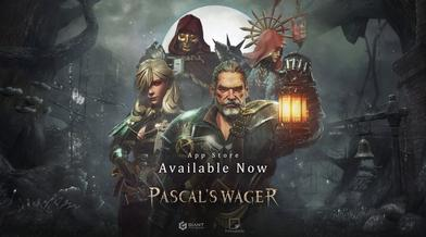 Pascal's Wager Now Available on the Apple App Store