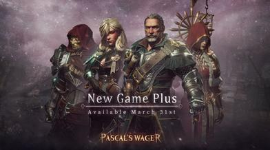 Pascal's Wager will release NG+ Mode
