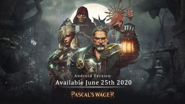 Pascal's Wager for Android launches June 25th 2020, priced at $3.99USD for a limited time!