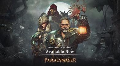 The Long-Awaited Release of Pascal's Wager for Android has finally arrived!