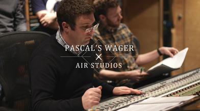 The Symphony Soundtrack of Pascal's Wager is now available!